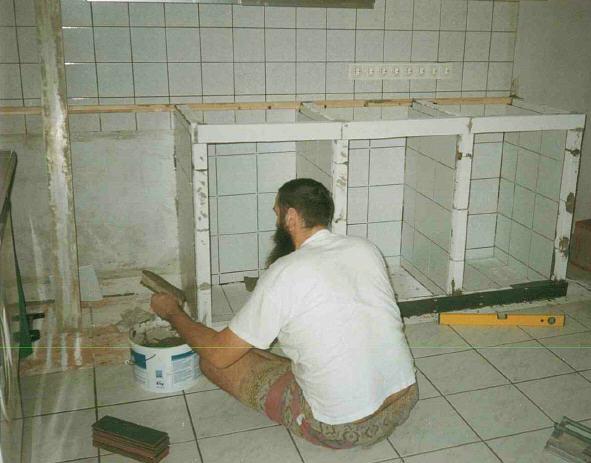 Unterschrank ~ Waschbecken Ytong Befestigen
